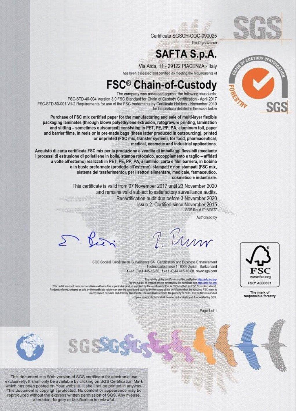 Certificato-CoC-SAFTA-S.p.A.-2017